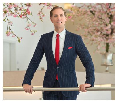 Der Unternehmer Jens Hilbert