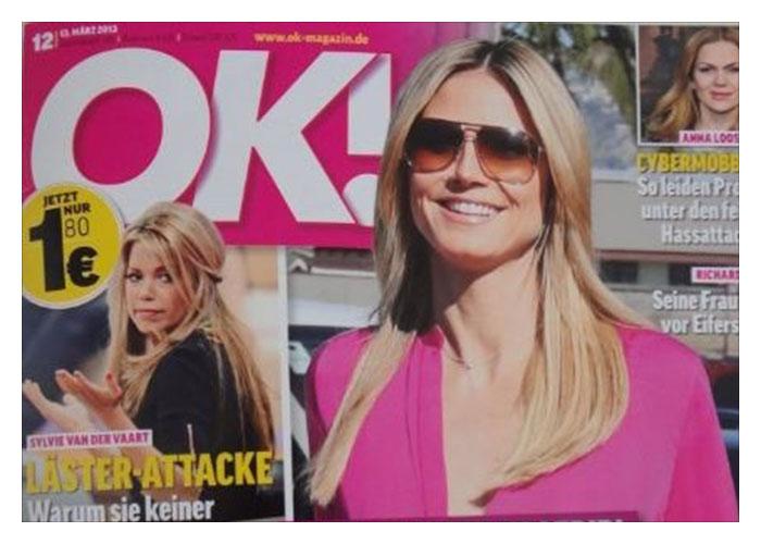 Im Interview – OK! Magazin