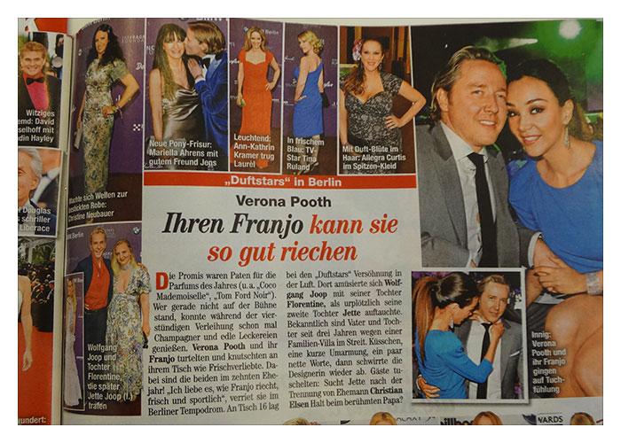 Presse-Echo: Duftstars in Berlin
