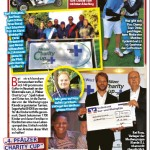 Charity Kai Rose Presse