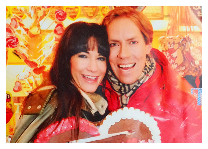 Christmas Story in RTL Exclusiv und den Starmagazinen OK! und IN