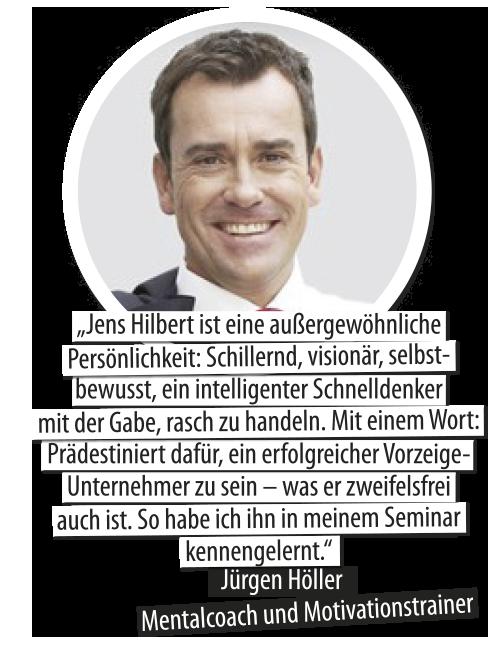Jürgen Höller und Jens Hilbert