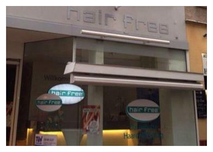 hairfree jetzt auch in Wiesbaden!