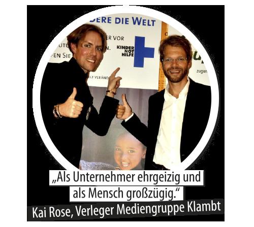 Kai Rose und Jens Hilbert