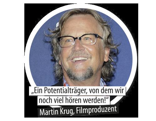 Martin Krug und Jens Hilbert