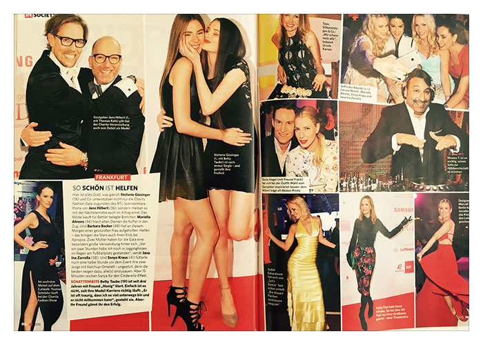 Presse Fashion Charity