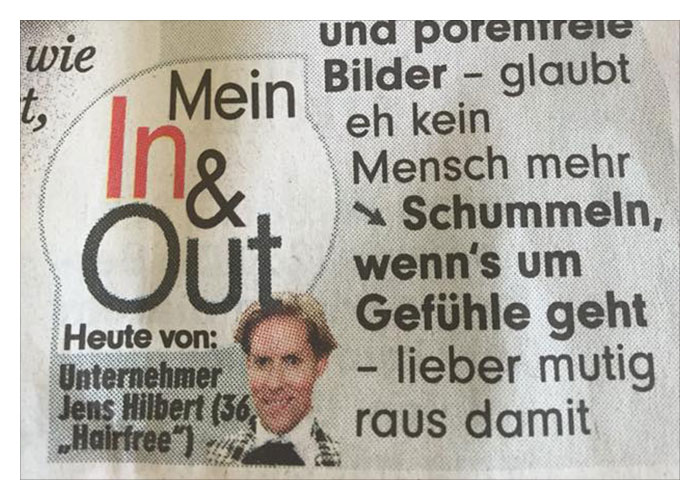 BILD IN/OUT