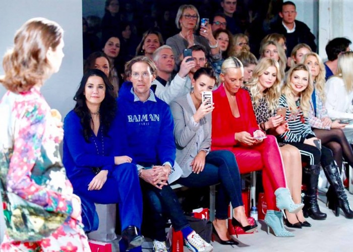 Fashion Week mit Mariella Ahrens