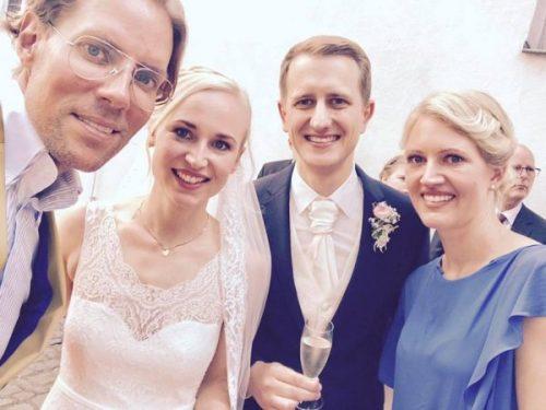 Hochzeit von Tine&Tim