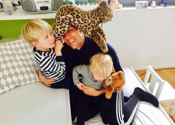 Onkel Jens wünscht ein schönes Wochenende!