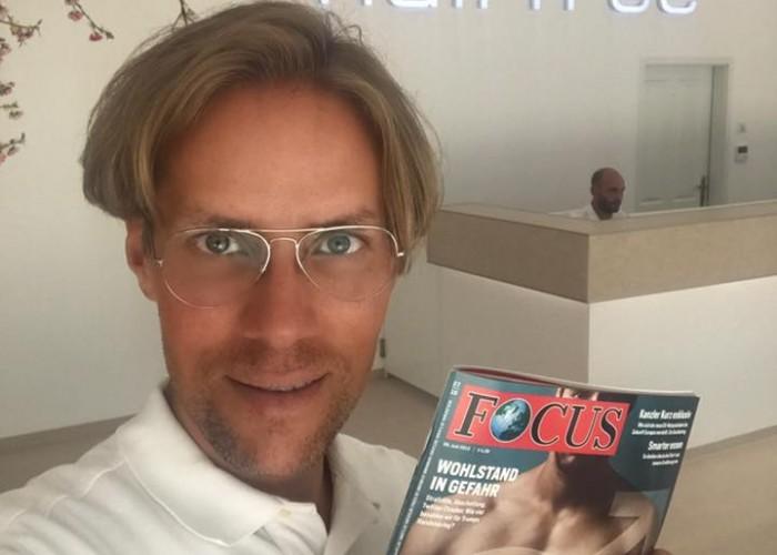 FOCUS Money: hairfree Franchise auf Platz 1 in der Kategorie Beauty/Lifestyle