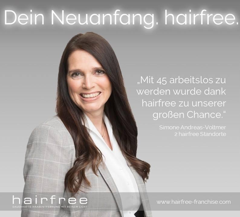 hairfree franchise f r quereinsteiger jens hilbert. Black Bedroom Furniture Sets. Home Design Ideas