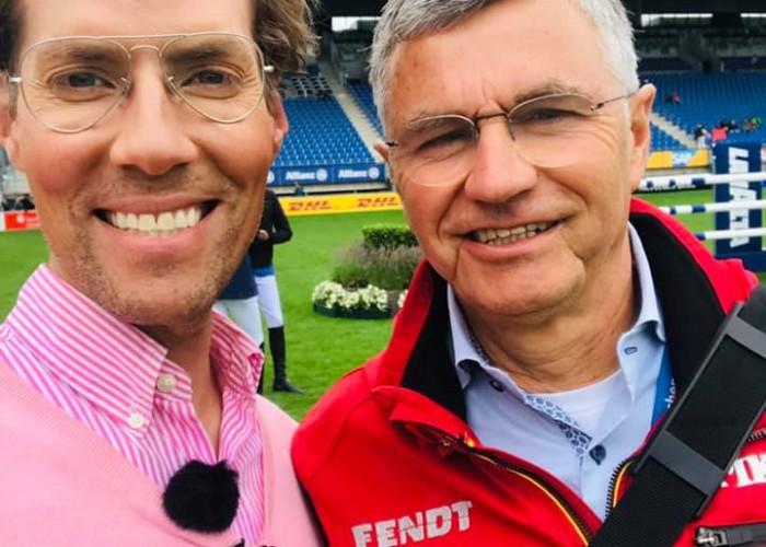 Danke lieber Otto, unserem Bundestrainer, dass Du mich mitgenommen hast! ❤️❤️