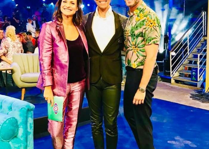 Danke Promi Big Brother! Es war sooo schön gestern bei der Show dabei sein zu dürfen ❤️❤️❤️