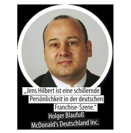 Holger Blaufuß und Jens Hilbert