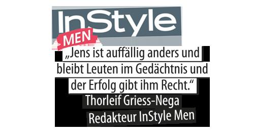 Thorleif Griess-Nega und Jens Hilbert